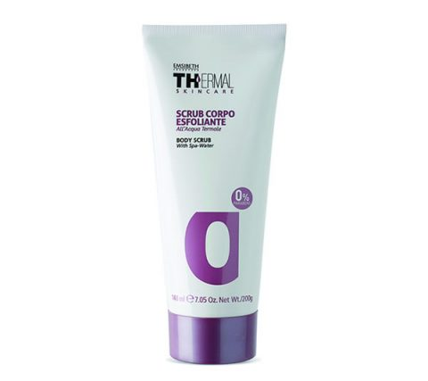 Thermal Body Scrub