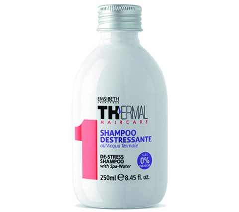 Thermal De-Stress Shampoo