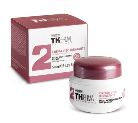 Thermal Facial Moisturizing Cream